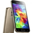 Samsung: Galaxy S5 Mini mit Fingerabdrucksensor im IP67-Gehäuse