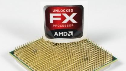 Der FX-9590 ist AMDs schnellster Desktop-Prozessor