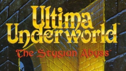 Artwork von Ultima Underworld