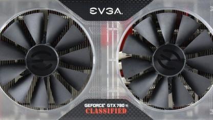 Die Geforce GTX 780 Ti Classified Kingpin Edition