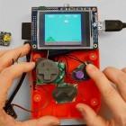 Handheld: Der 3D-gedruckte Raspberry-Pi-Gameboy