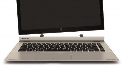 Tablet- und Ultrabook-Kombi Satellite Click 2 Pro P30W