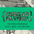 Coding da Vinci: Hackathon mit offenen Kulturdaten