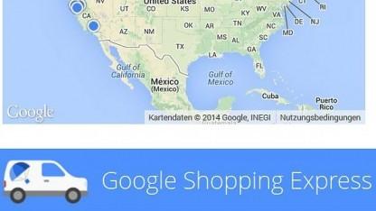 Shopping Express: Google steckt 500 Millionen Dollar in eigenen Lieferdienst