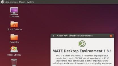 Ubuntu Mate könnte offizielles Flavor von Ubuntu werden.