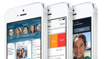 Apples iOS 8 soll stromsparend arbeiten.