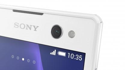 Das neue Xperia C3 von Sony