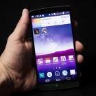 LG G3 im Test: Scharfes Display, schnelle Kamera