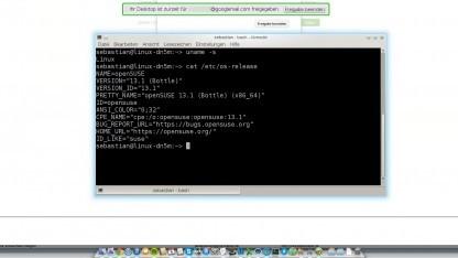 Zugriff von Mac OS X auf ein Linux-System ist nun mit Chrome Remote Desktop möglich
