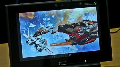 Das Qualcomm MDP Tablet mit Snapdragon 805