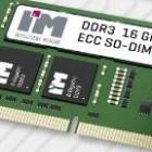 Arbeitsspeicher: Erste DDR3-Module mit 16 GByte Kapazität