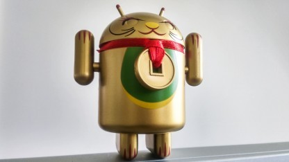 Gerichtsverhandlung enthüllt Googles Verdienst mit Android.