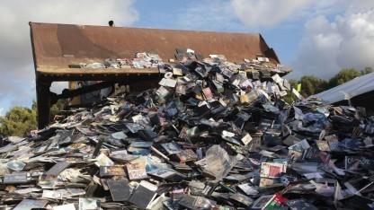 Illegale CDs in Algerien