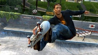 Tony Hawk von Neversoft