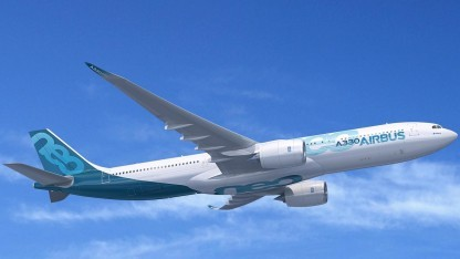 Airbus modernisiert seine A330-Familie.
