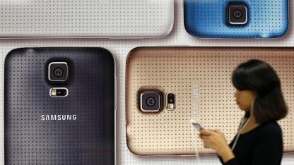 Samsung plant Insidern zufolge, ein Android-Smartphone mit Metallgehäuse auf den Markt zu bringen.