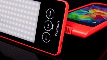 Die LED-Hülle cPulse