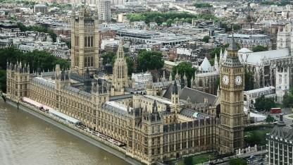 Das britische Unterhaus hatte nur einen Tag Zeit für die Debatte über die Vorratsdatenspeicherung.