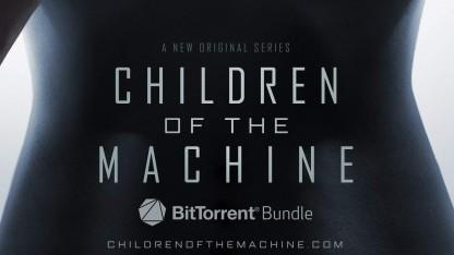 Das Plakat zur geplanten Serie Children of the Machine