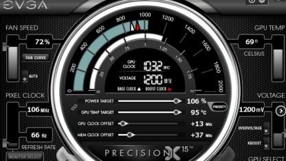 Das neue Precision X 15