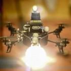 Fliegender Blitz: Drohnen als Beleuchter beim Fotografen