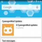 CM Home: Cyanogenmod baut Benachrichtigungen in den Launcher ein