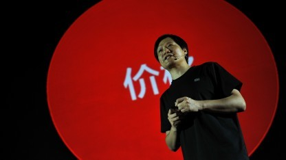 Xiaomi-CEO Lei Jun