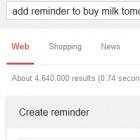 """Aufgaben per Google-Suchanfrage: """"Kaufe Blumen, wenn ich in San Francisco bin"""""""