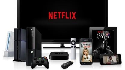 Netflix-Zugangsgeräte
