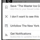 Soziales Netzwerk: Speichern zum Späterlesen bei Facebook