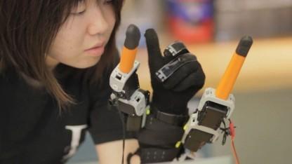 Supernumerary Robotic Fingers: wahrgenommen wie ein Teil des eigenen Körpers