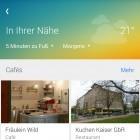 Google Maps: Neue Entdecken-Funktion zeigt Umgebungshighlights an