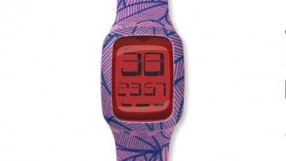 Das Modell Touch könnte als Grundlage für Swatchs erste Smartwatch dienen.