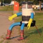 Hitchbot: Trampender Roboter ist jetzt auf dem Weg nach Westen