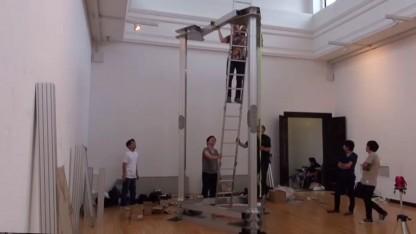 Aufbau des 3D-Druckers Magna: Gegenstände in Lebensgröße drucken