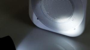 Awox' LED-Lampen kombinieren Licht mit Ton.