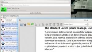 Die Editor-Komponente kann auch für native Anwendungen genutzt werden.
