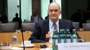 Der ehemalige technische Direktor der NSA, William Binney, im NSA-Untersuchungsausschuss des deutschen Bundestags
