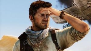 Videospielcharakter Nathan Drake aus Uncharted