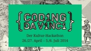 Wettbewerber des Kultur Hackathons Coding da Vinci nutzten öffentliche Daten verschiedener Institutionen.