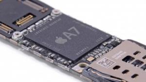 Der A7 wird von Samsung in 28 nm produziert.
