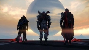 Fireteam in Destiny