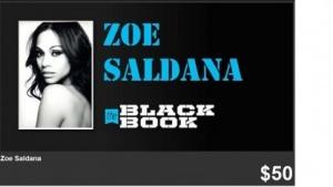 Angebliche Kontaktdaten zu Zoe Saldana auf Introbiz