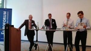 Frank Krüger, Bundesministerium für Verkehr (Dritter v. links)