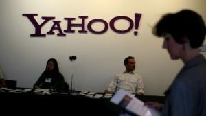 Yahoo verliert im Kampf mit Facebook und Google an Boden.