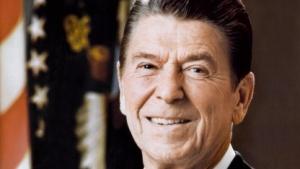 US-Präsident Ronald Reagan erließ die umfangreiche Geheimdienstverfügung 12333.