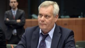 Der finnische Finanzminister Antti Rinne
