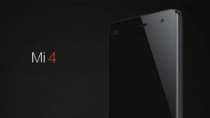 """Beim Mi4 hat sich Xiaomi bei Apples Designern """"orientiert""""."""