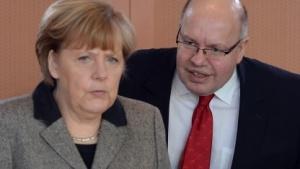 Kanzleramtsminister Altmaier gilt als Merkels Mann für schwierige Aufgaben.