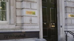 70 Whitehall: das Cabinet Office in London